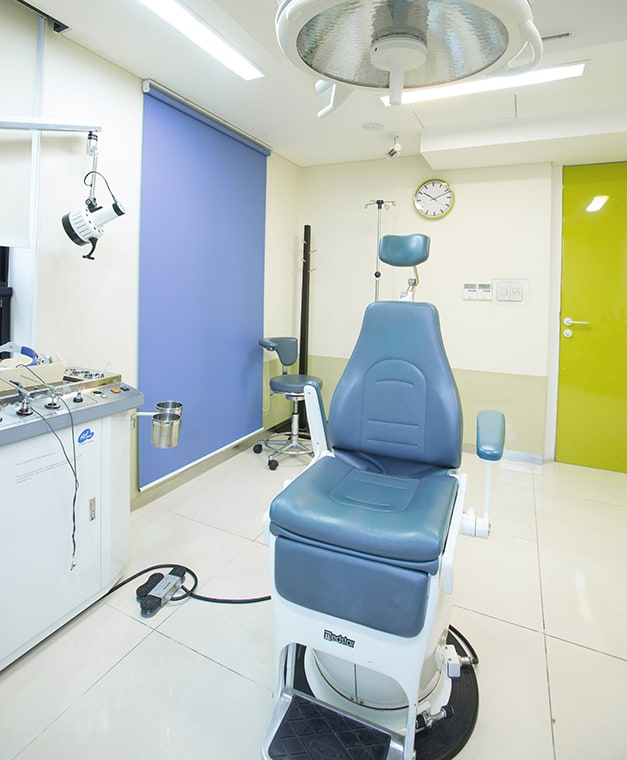 Post-Operative Service - Dressing Room - Vip Plastic Surgery