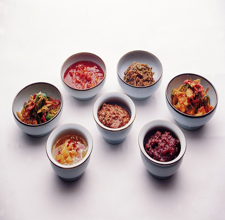 Side dishes of Korean Food – Vip Plastic Surgery
