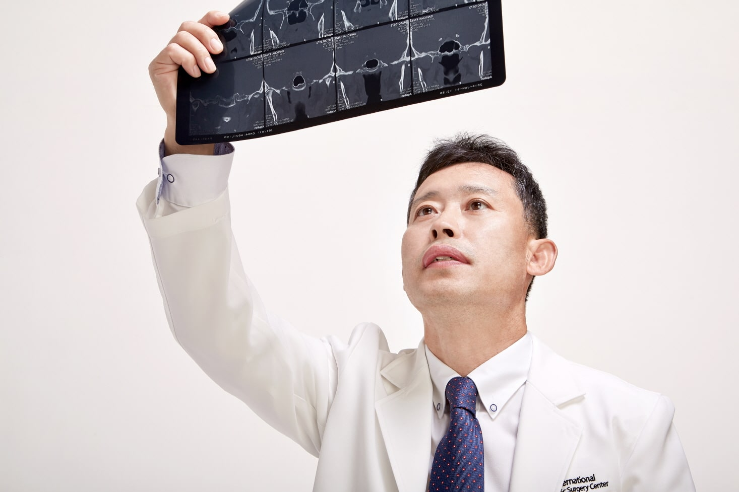 Dr.Lee's X-Ray Examination