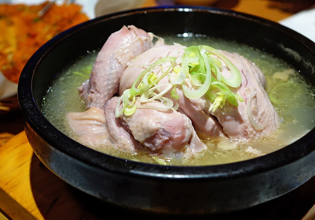 Samgye-Tang ( Korean Food) – Vip Plastic Surgery