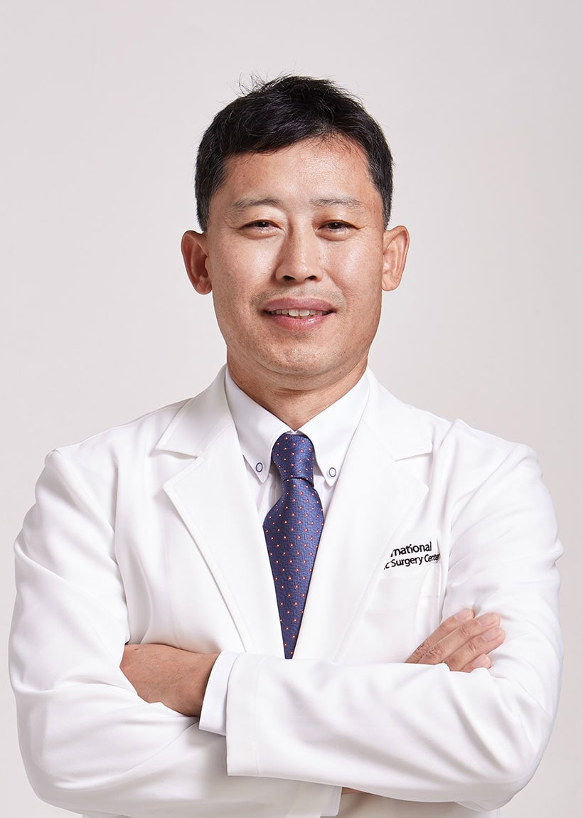 Chef Surgeon Dr. Myung Ju Lee